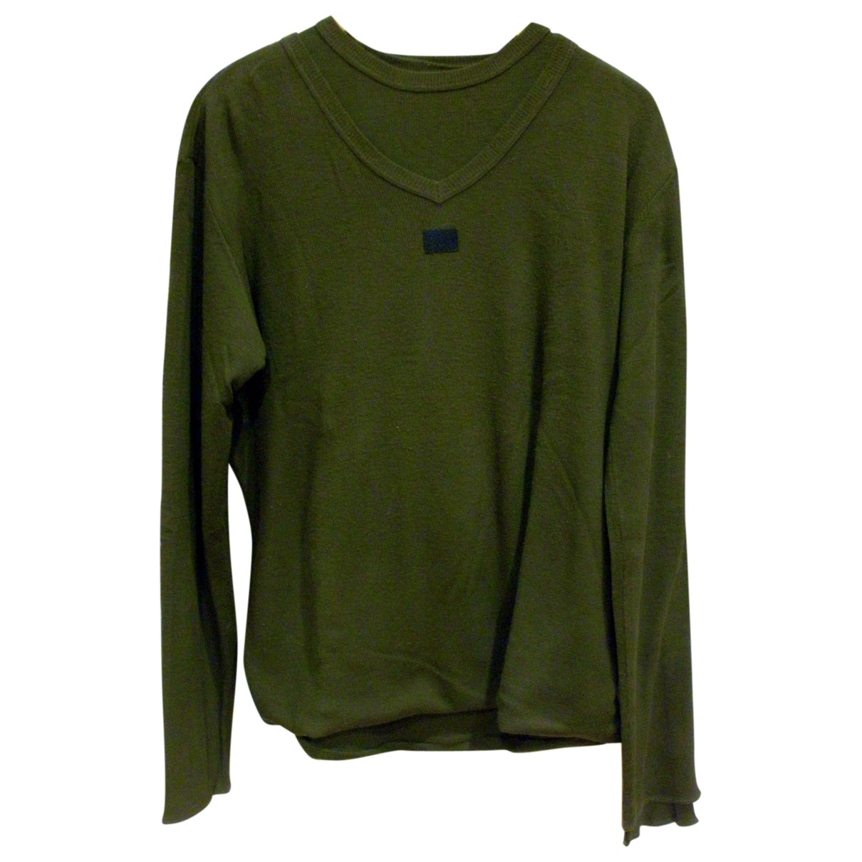 D&g \N Green Knitwear & Sweatshirts for Men 50 IT