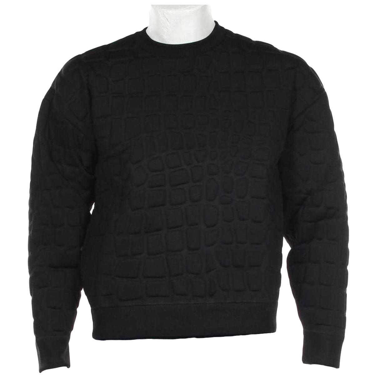 Alexander Wang Pour H&m \N Pullover.Westen.Sweatshirts  in  Schwarz Viskose