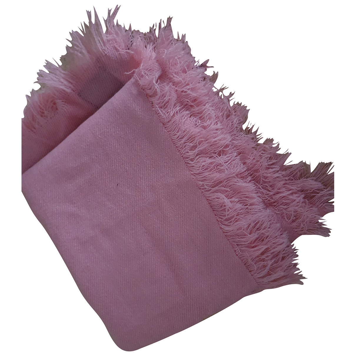 River Island N Pink Cotton scarf for Women N