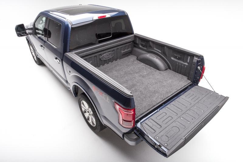 BedRug BMQ15SCS BEDMAT FOR SPRAY-IN OR NO BED LINER 15+ FORD F-150 5'5 BED Ford