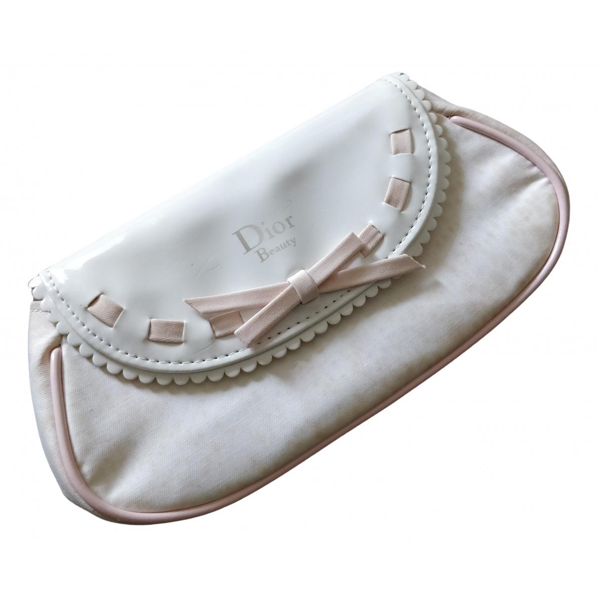 Dior \N Kleinlederwaren in  Rosa Polyester