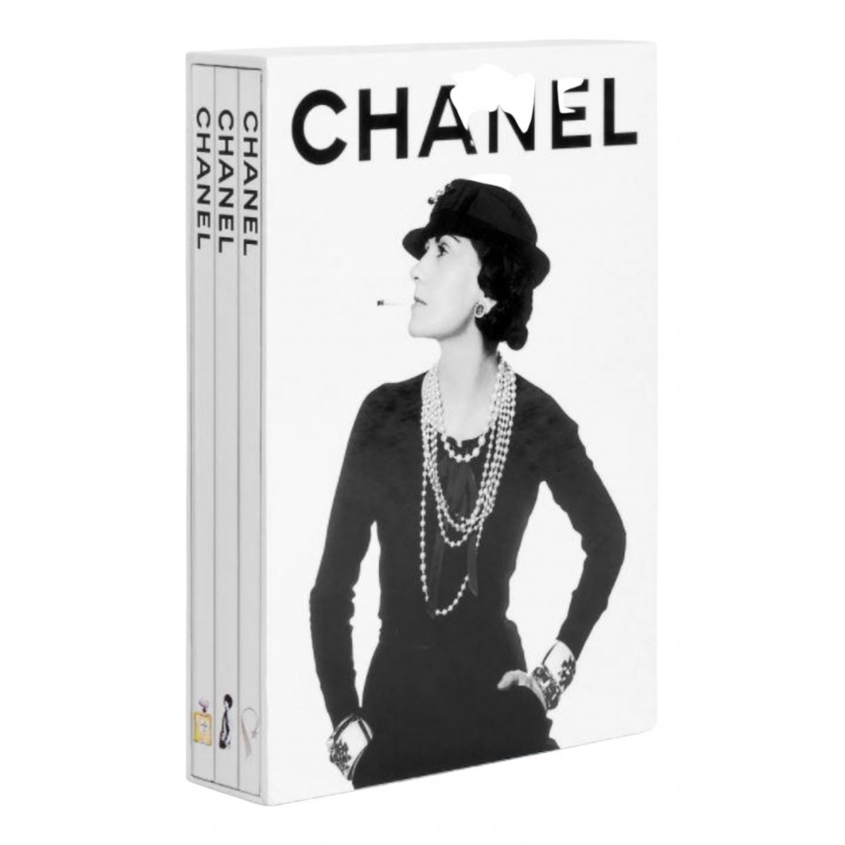 Chanel \N Multicolour Cotton Fashion for Life & Living \N