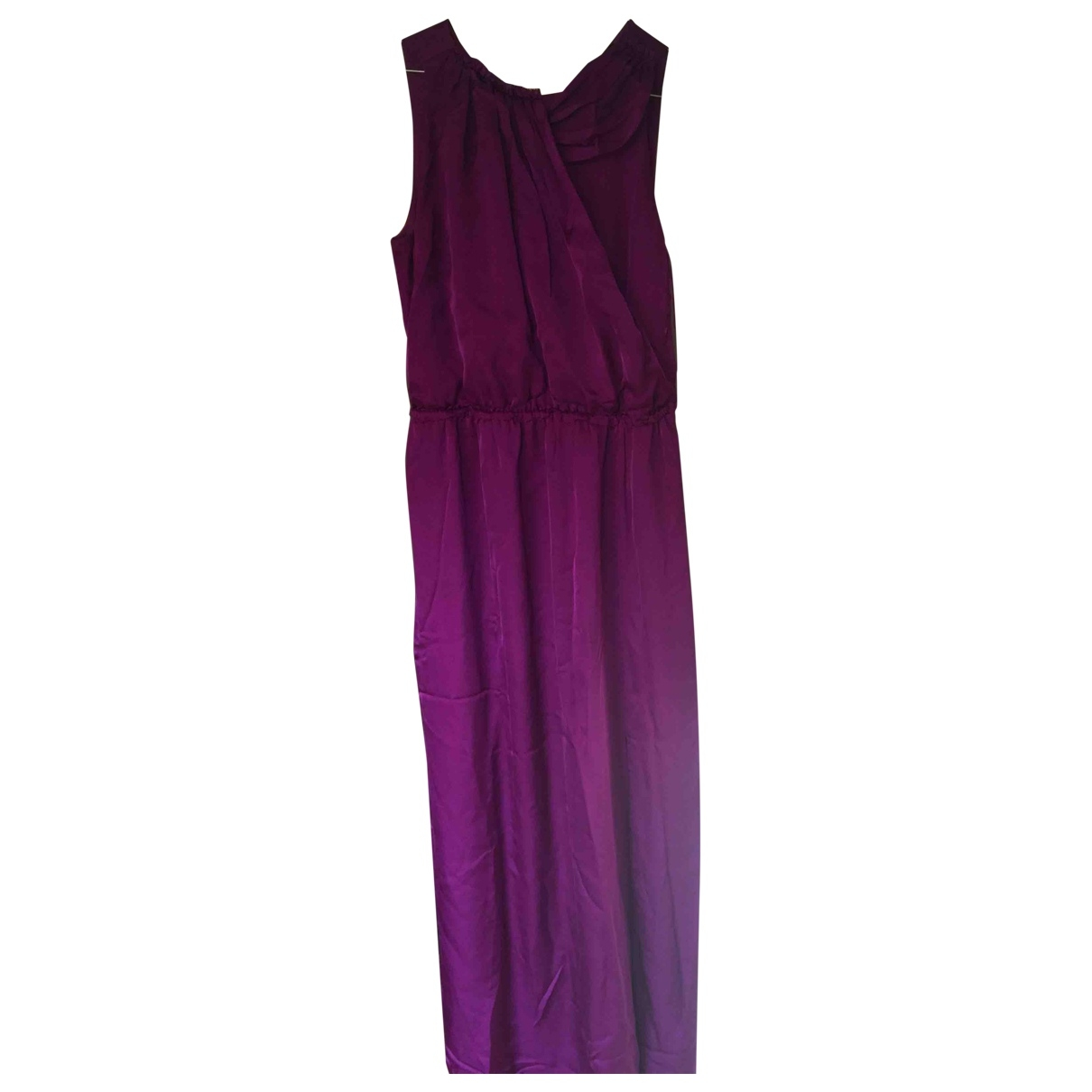 Massimo Dutti N Purple dress for Women 38EU