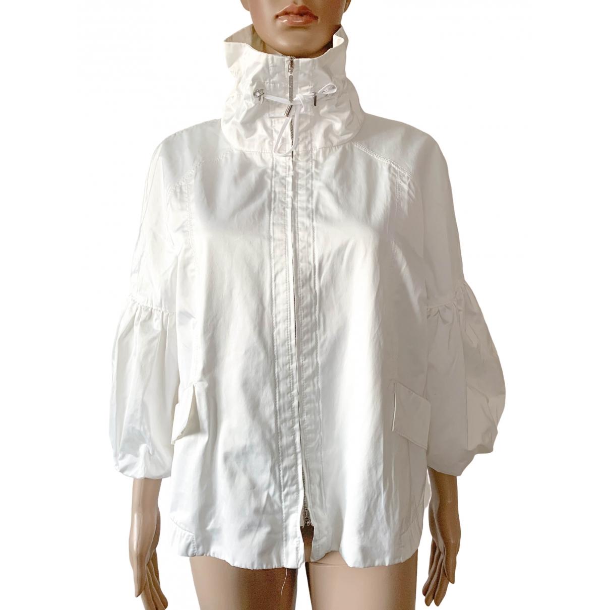 Armani Collezioni - Veste   pour femme - blanc