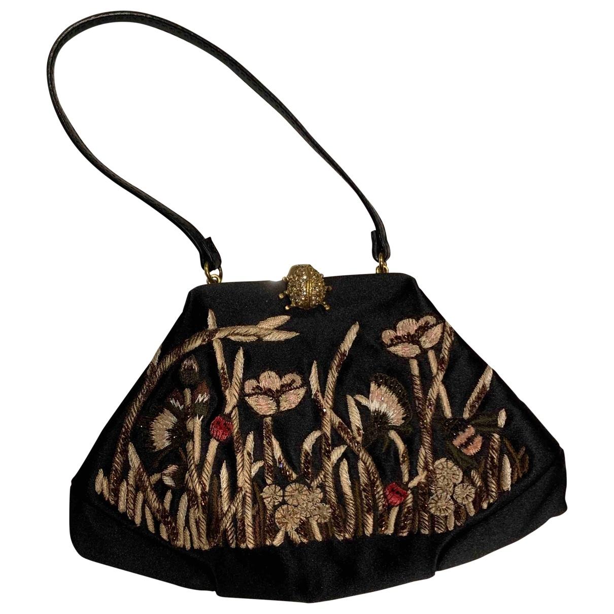 Valentino Garavani \N Silk handbag for Women \N