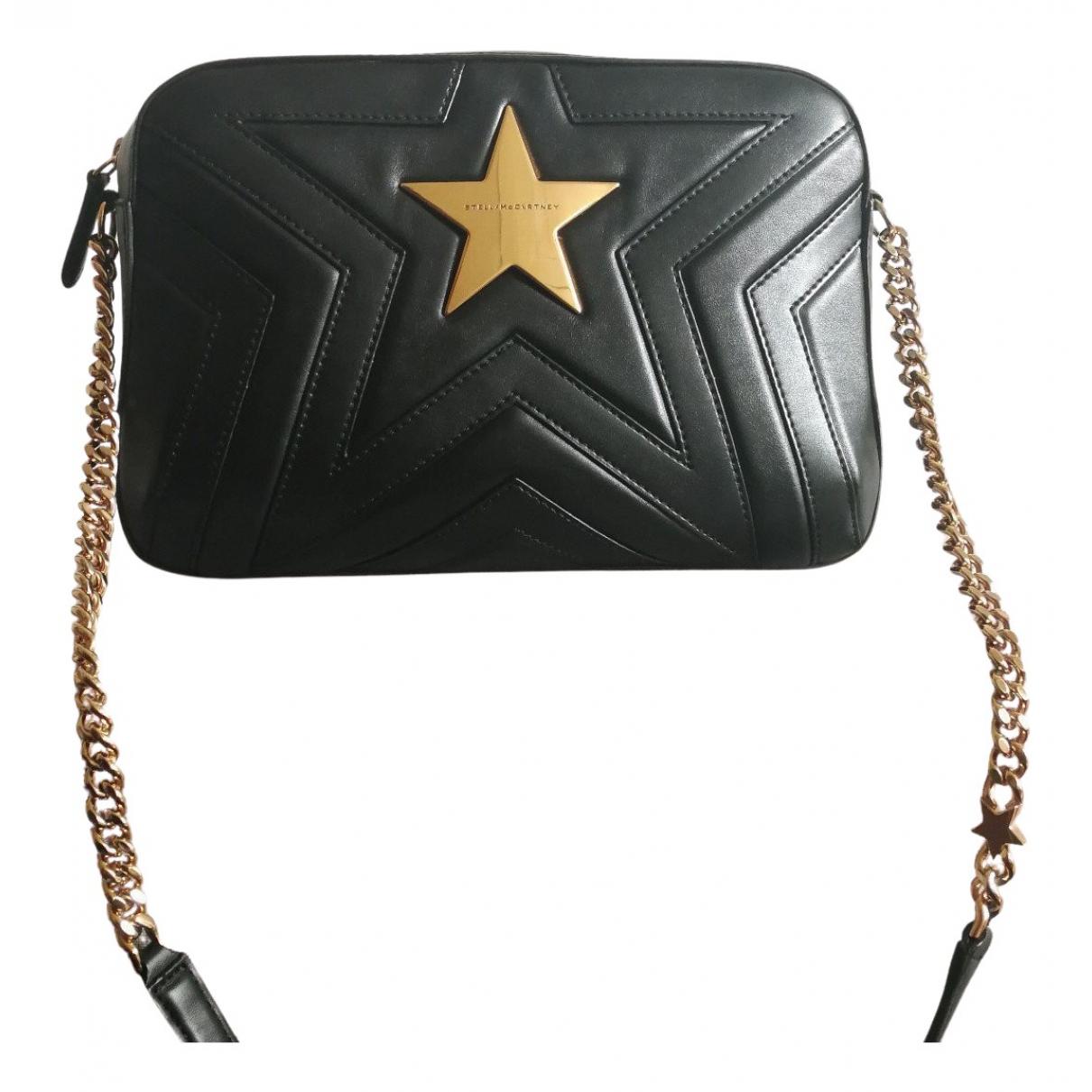 Stella Mccartney - Sac a main Stella Star pour femme - noir
