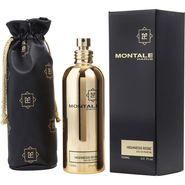Highness Rose - Montale Eau de parfum 100 ml