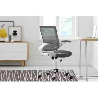 WAVE RIDE Office Mat By Kavka Designs (Peach, Black)