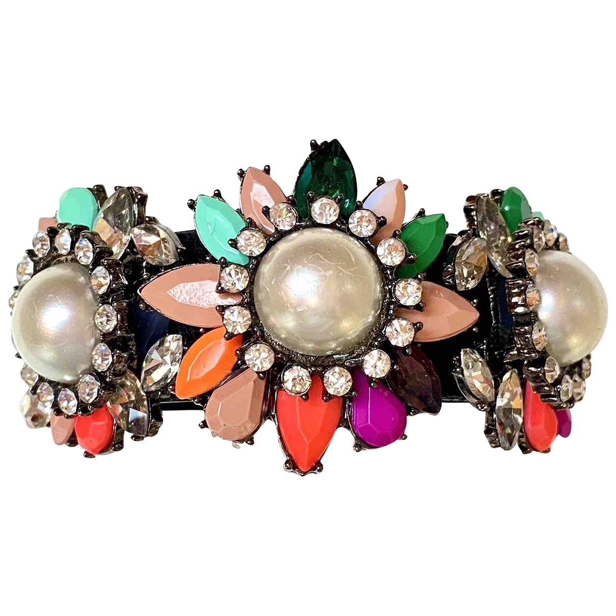 - Bracelet   pour femme en acier - multicolore