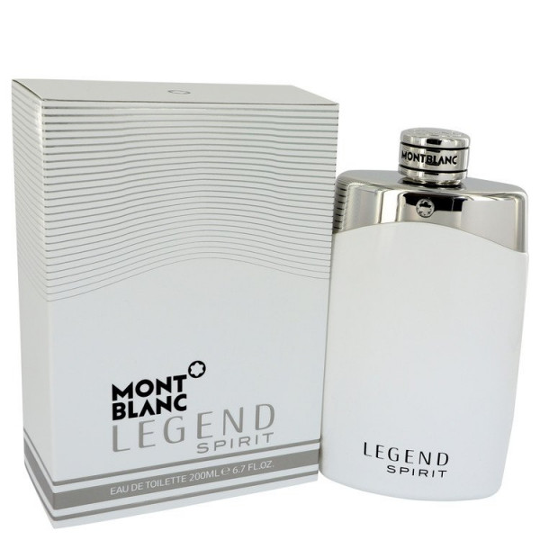 Legend Spirit - Mont Blanc Eau de Toilette Spray 200 ML