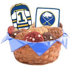 NHL Buffalo Sabres Cookie Basket