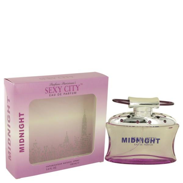 Sexy City Midnight - Parfums Parisienne Eau de Parfum Spray 100 ml