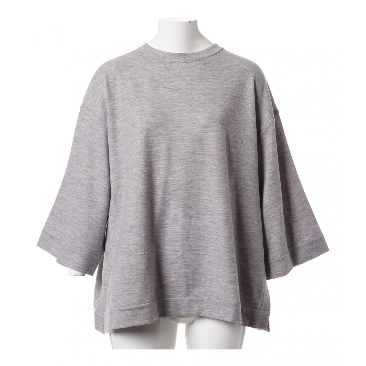 Brunello Cucinelli \N Grey Cashmere Knitwear for Women L International