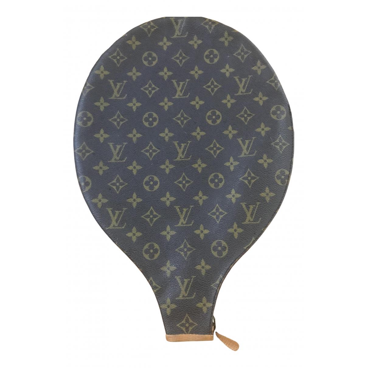 Louis Vuitton - Tennis   pour lifestyle en coton - marron