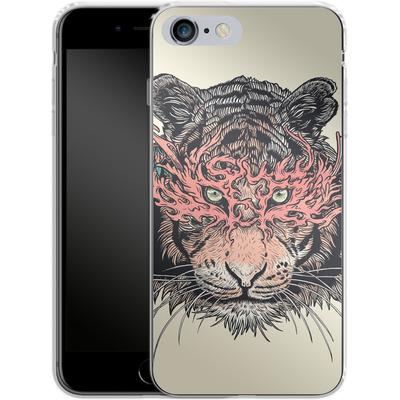 Apple iPhone 6 Plus Silikon Handyhuelle - Masked Tiger von Mat Miller