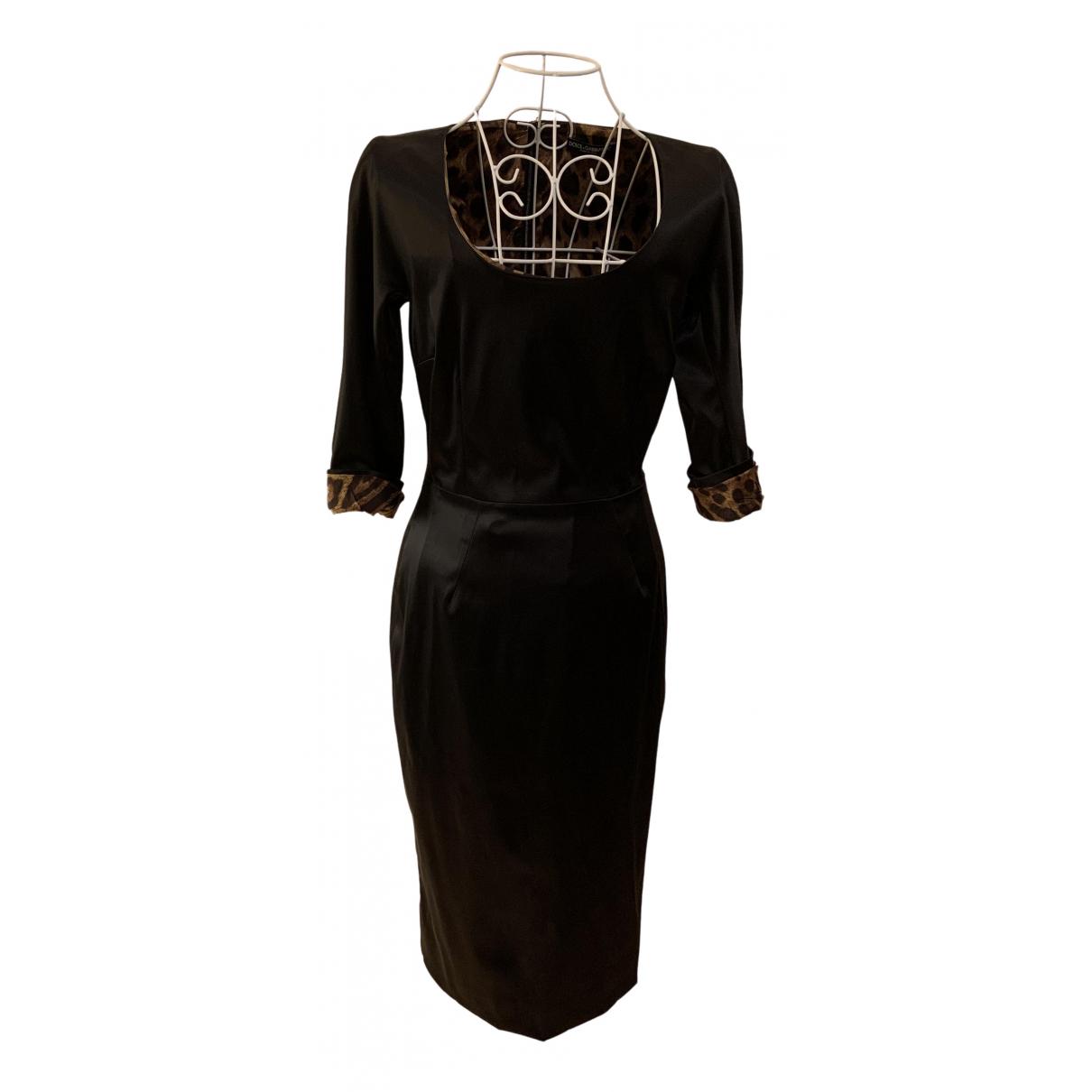 Dolce & Gabbana N Black dress for Women 44 IT