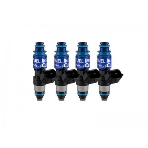 Fuel Injector Clinic IS176-2150H 2150cc Top-Feed Converted Injector Set (High-Z) Subaru STi 2004-2006   Legacy GT 2005-2006