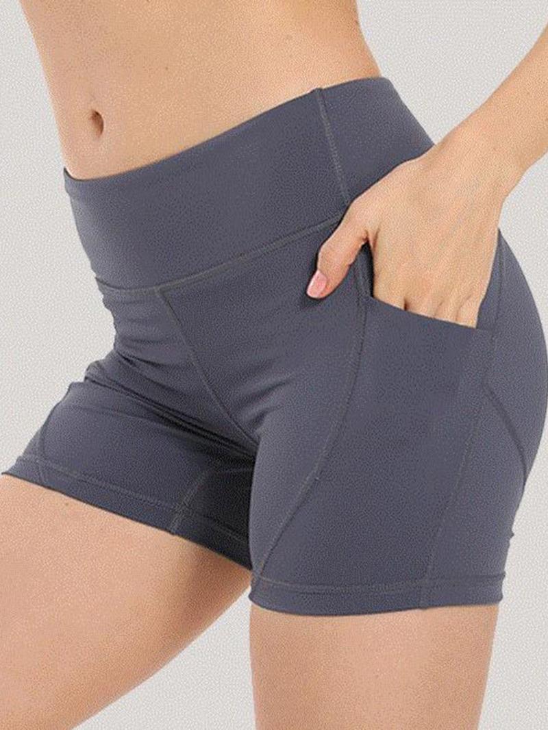 Ericdress Anti-Sweat Nylon Solid Female Spring Pants