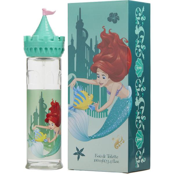 Disney - La Petite Sirène : Eau de Toilette Spray 3.4 Oz / 100 ml