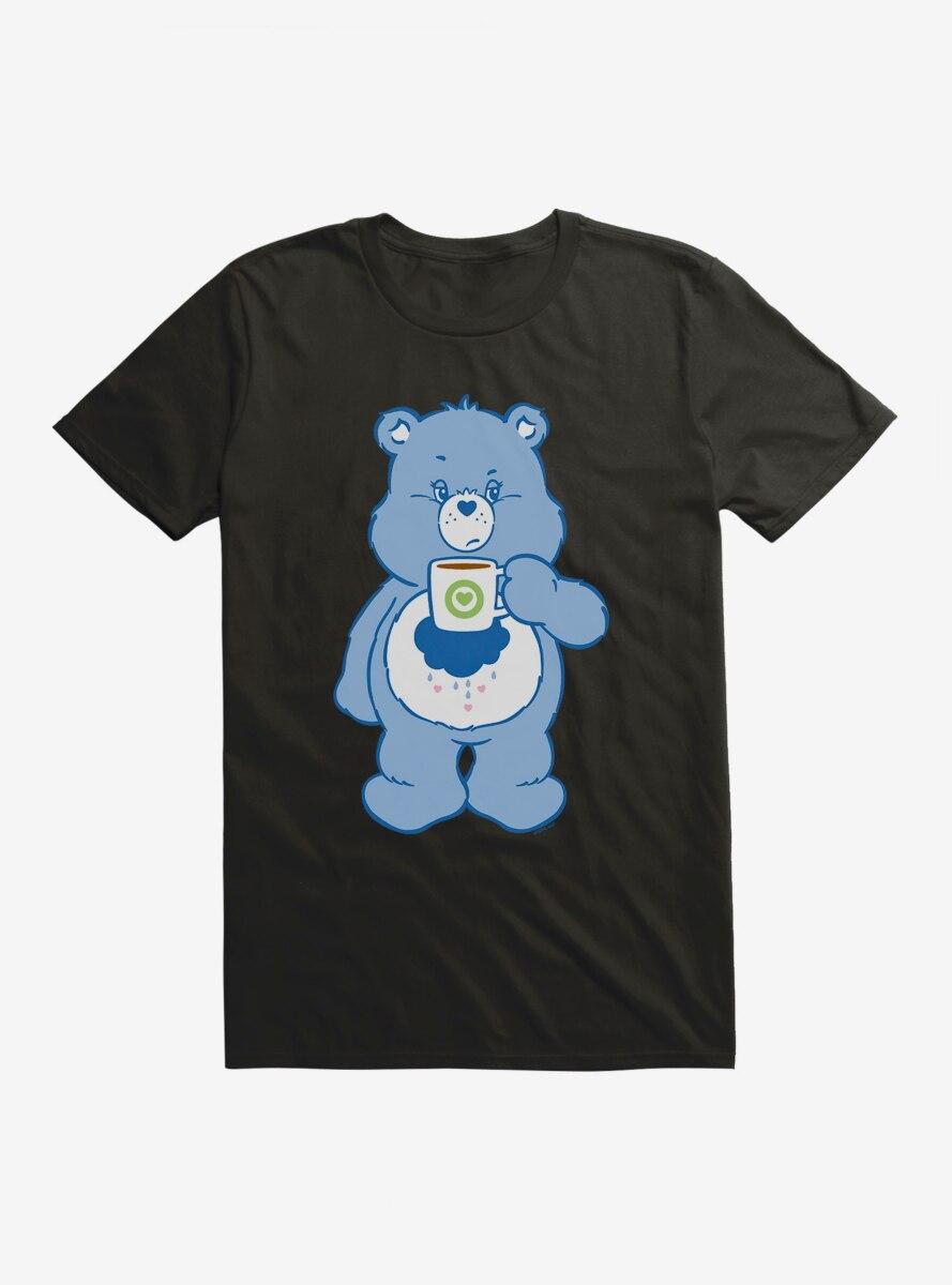 Care Bears Grumpy Bear Coffee T-Shirt