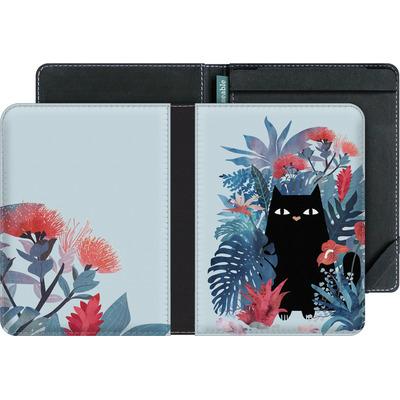 tolino vision 3 HD eBook Reader Huelle - Popoki Blue von Little Clyde