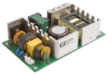 XP Power , 150W AC-DC Converter, 24V dc, Open Frame