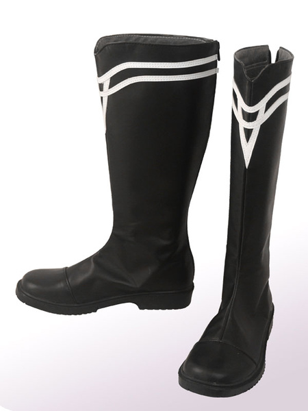 Milanoo Fire Emblem Three House Cosplay Footwear Hero Byleth Male Version Cosplay Boots