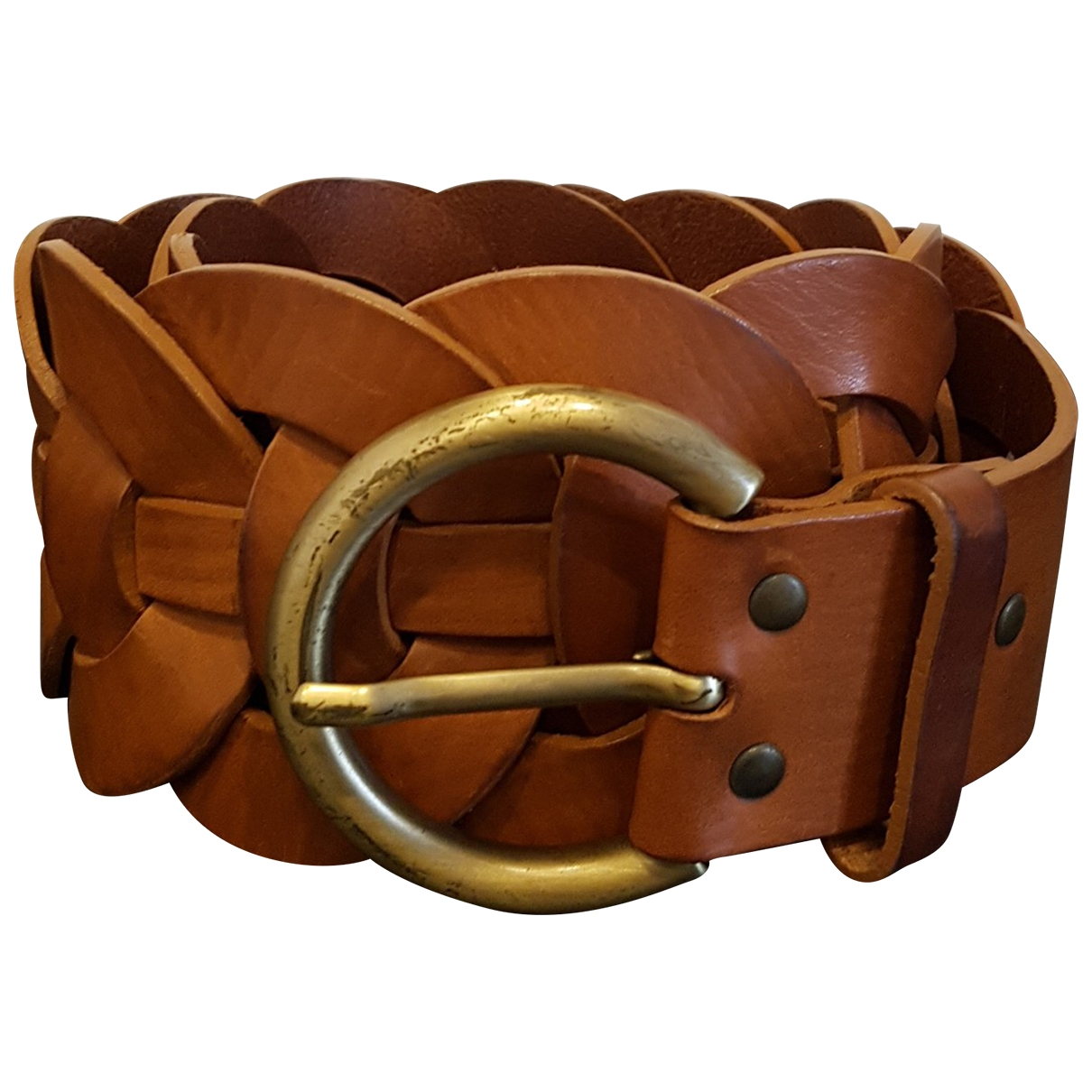 Cinturon de Cuero Furla