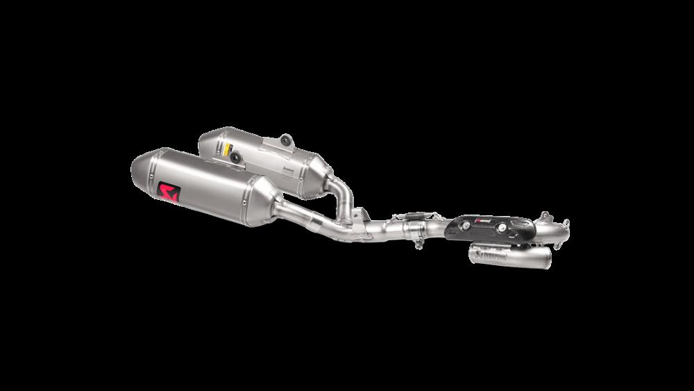 Akrapovic Off Road Racing Exhaust System Honda CRF250R 16-17