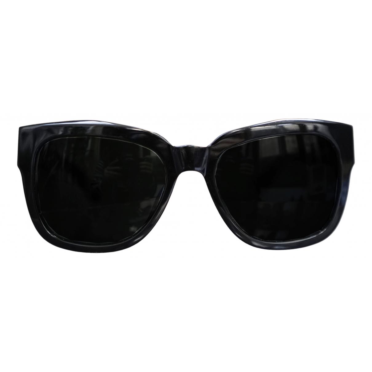 Dries Van Noten N Black Sunglasses for Women N