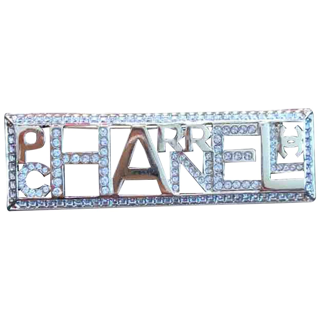 Broche de Cristal Chanel X Pharrell Williams