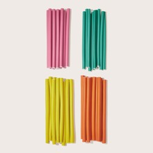 10pcs Random Color Hair Curler