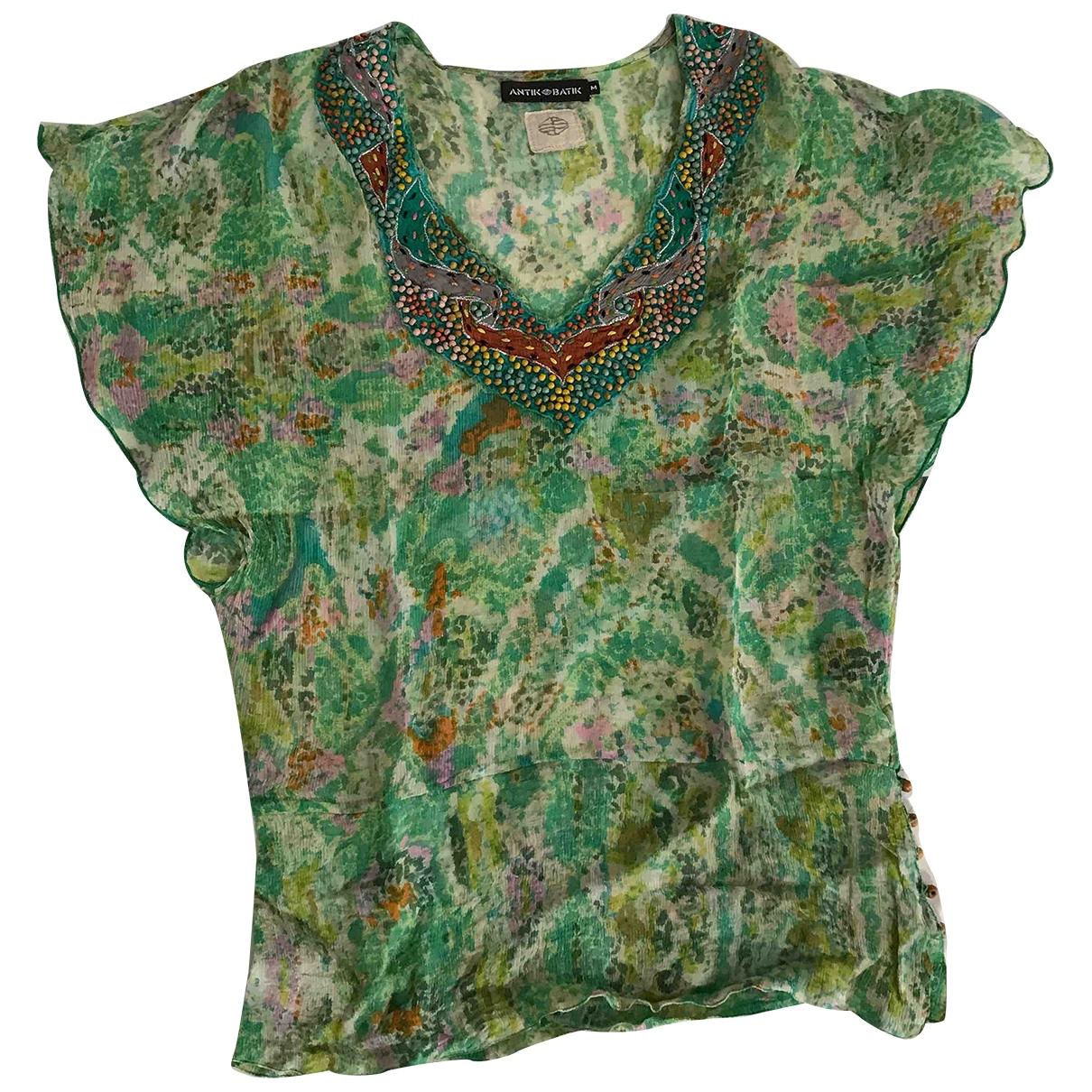 Antik Batik \N Silk  top for Women M International