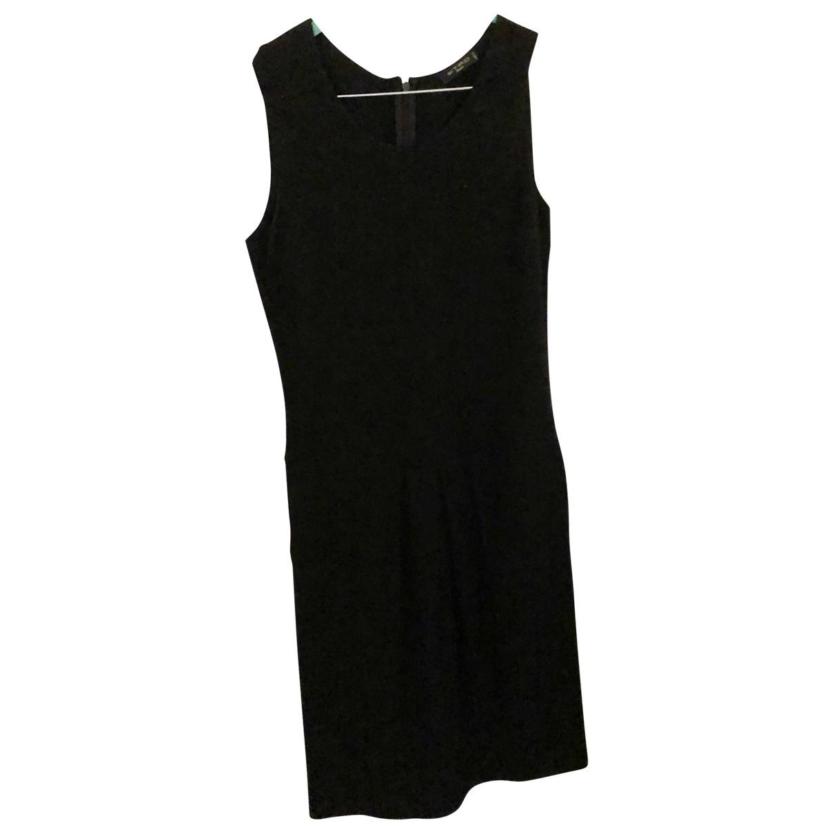 Etro \N Black Wool dress for Women 42 IT