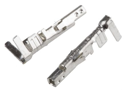 Molex , Mini-Fit Female Crimp Terminal Contact 22AWG 39-00-0215 (100)