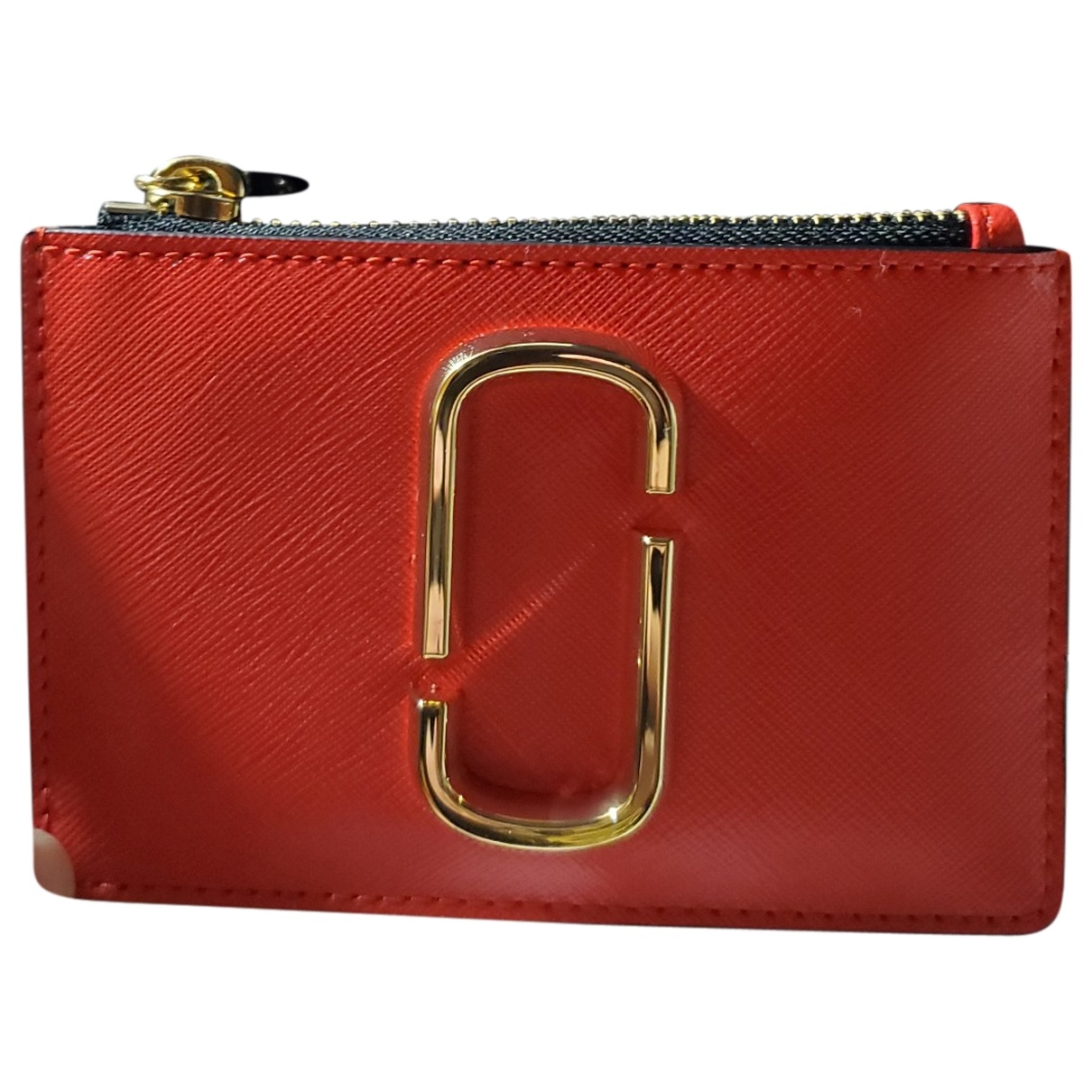 Marc By Marc Jacobs \N Red Leather Purses, wallet & cases for Women \N