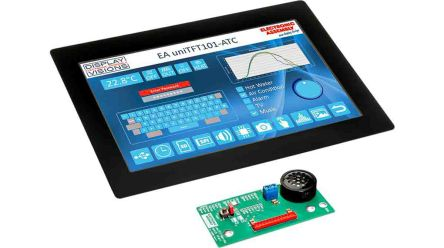 Electronic Assembly EA EA uniTFT101-ATC TFT LCD Display Module / Touch Screen