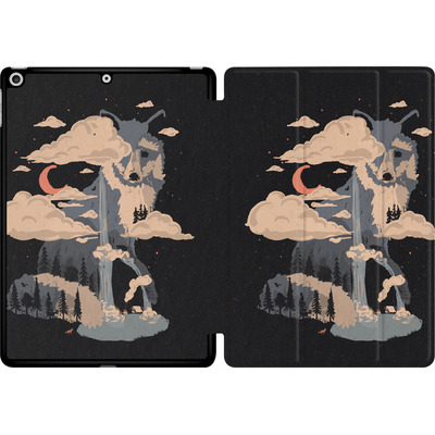 Apple iPad 9.7 (2017) Tablet Smart Case - At the foot of fox mountain von ND Tank