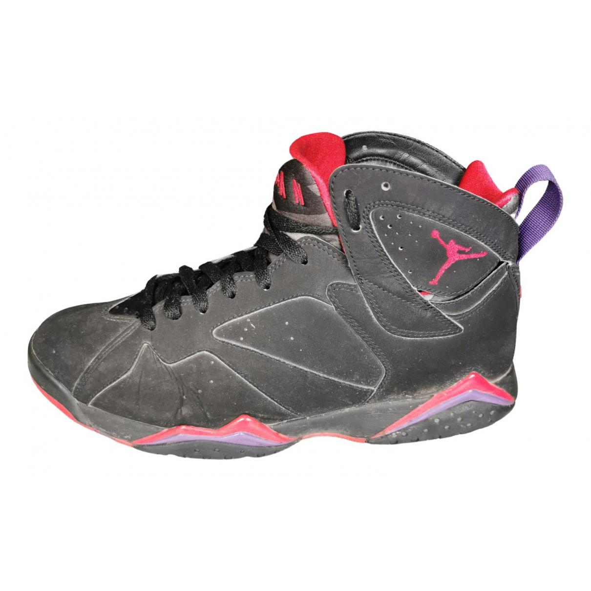 Jordan Air Jordan 7 Sneakers Schwarz