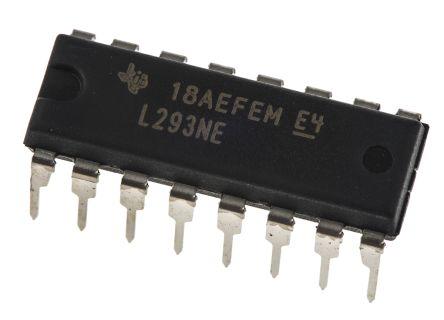 Texas Instruments L293NE, Gate Driver Module 16-Pin, PDIP (5)