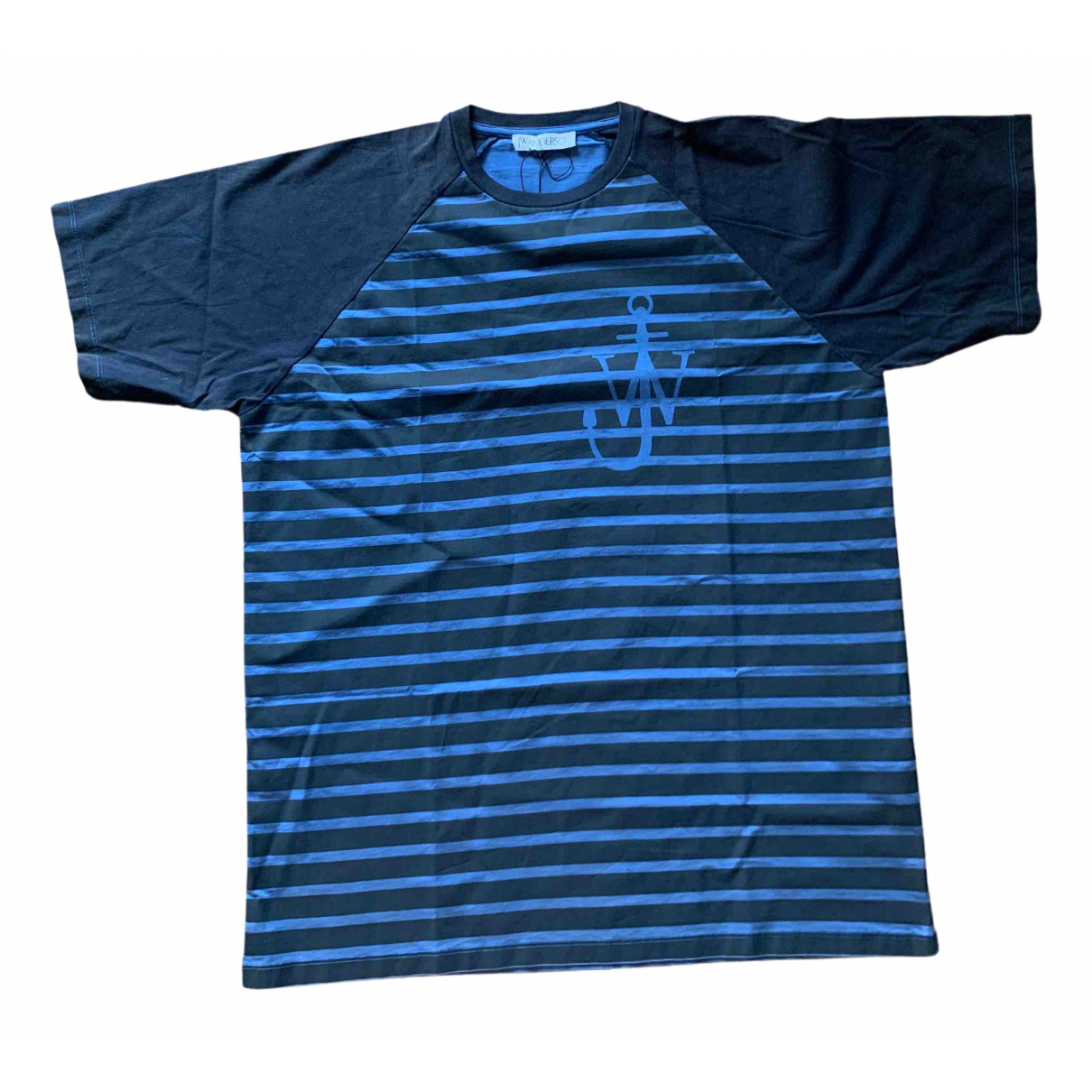 J.w. Anderson N Blue Cotton T-shirts for Men S International