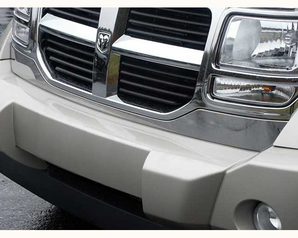 Quality Automotive Accessories Stainless Steel Grille Front Accent Trim Dodge Nitro 2011