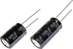 Panasonic 510μF Electrolytic Capacitor 35V dc, Through Hole - EEUFP1V511 (200)
