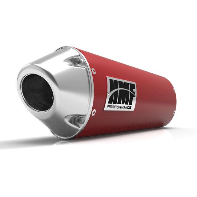 HMF Racing 37353726986 Slip On Performance Series Exhaust Suzuki GSXR 1000 01-04