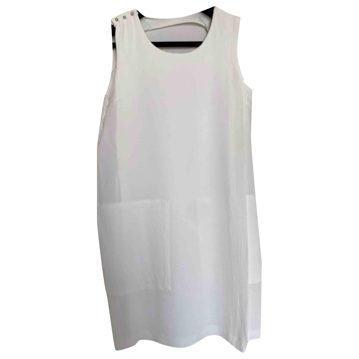 Trussardi - Robe   pour femme - blanc