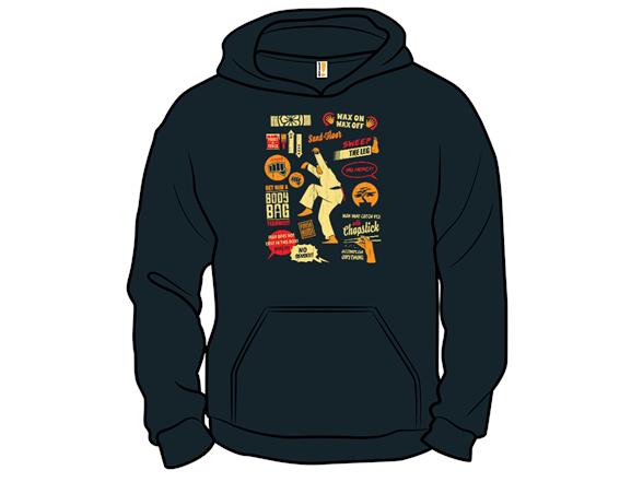 Vintage Dojo Wisdom Crewneck Sweatshirt