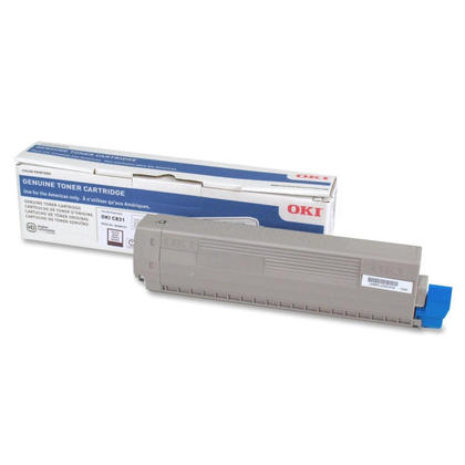 Okidata C831 44844512 Original Black Toner Cartridge