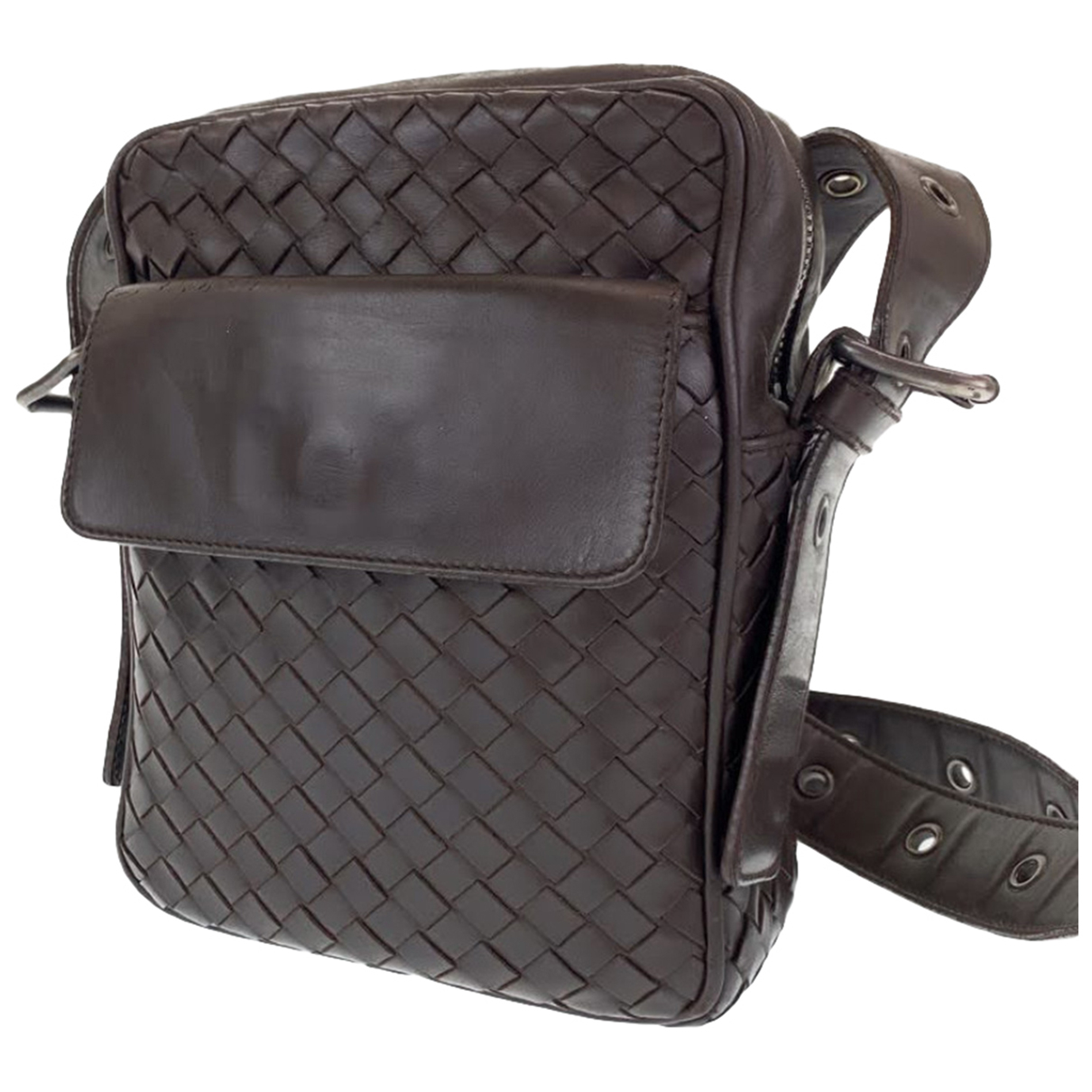 Bottega Veneta N Leather bag for Men N
