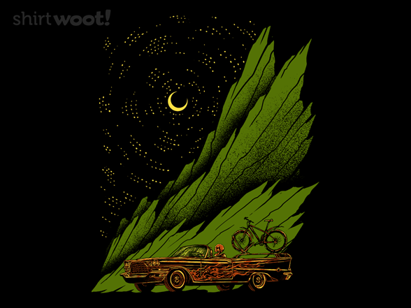 Road Night T Shirt