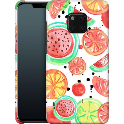 Huawei Mate 20 Pro Smartphone Huelle - Fruit Crush von Mukta Lata Barua